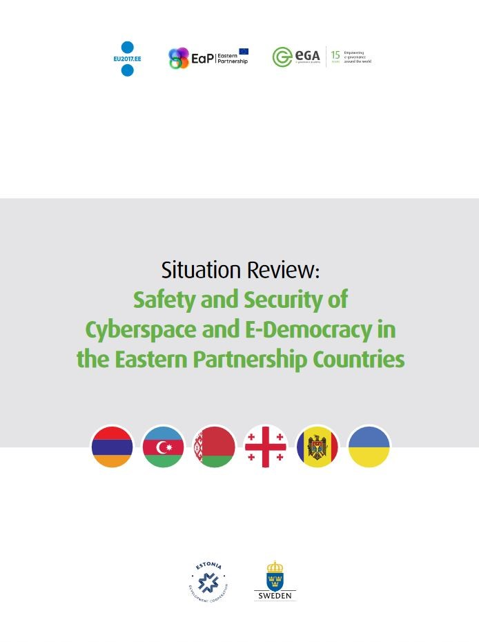 Image for EU's Cyber Capacity Building in the Eastern Partnership Countries