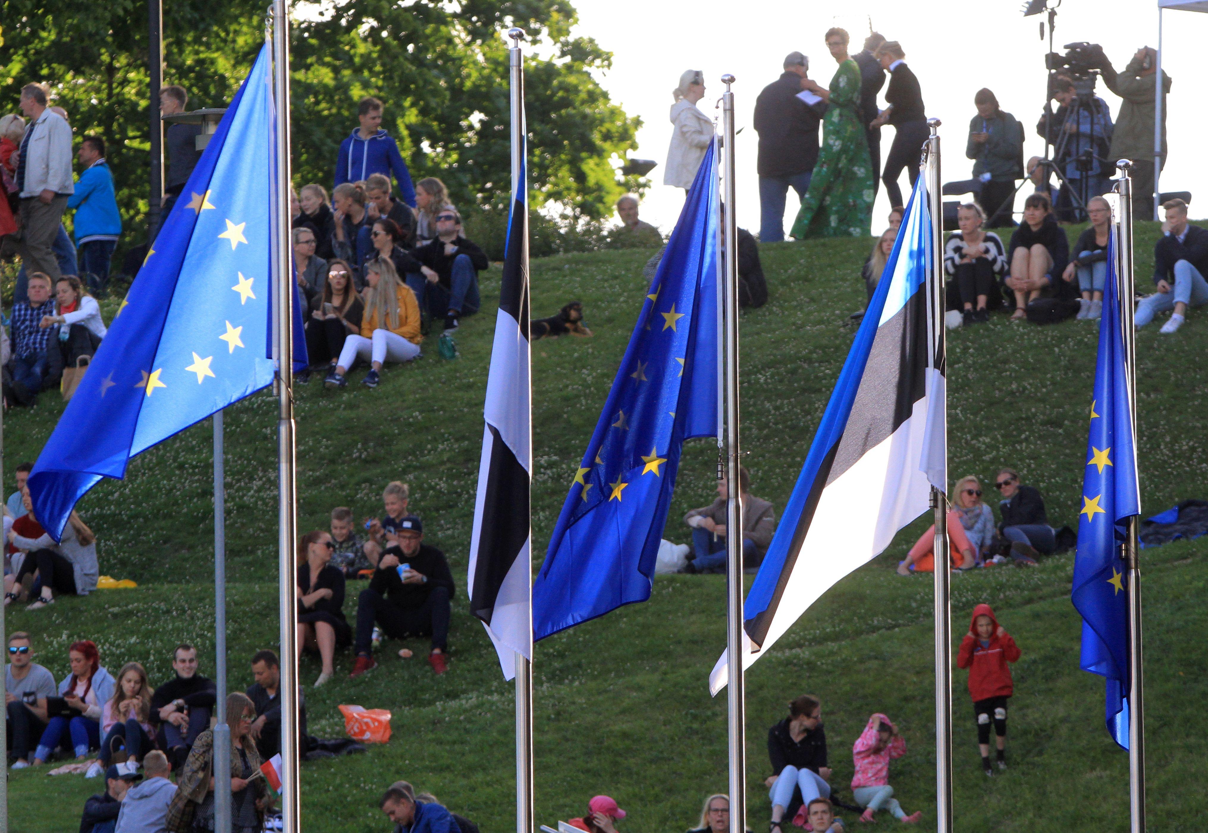 Image for Эстония не боится председательства в ЕС