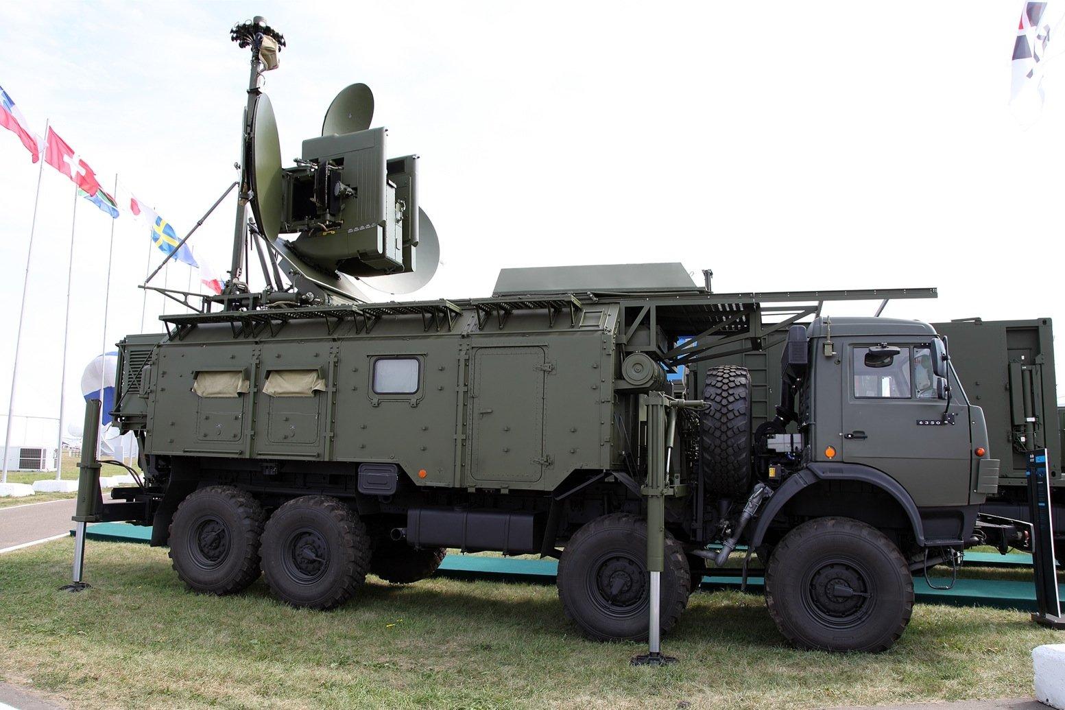 Image for Uuring: Venemaa elektrooniline sõjavõime astub NATO-le kandadele