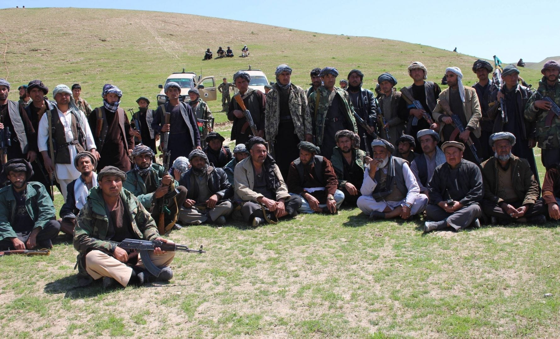 Image for Afghanistan as an Example of the Kremlin's Hybrid Warfare – Why Russia is Arming the Taliban