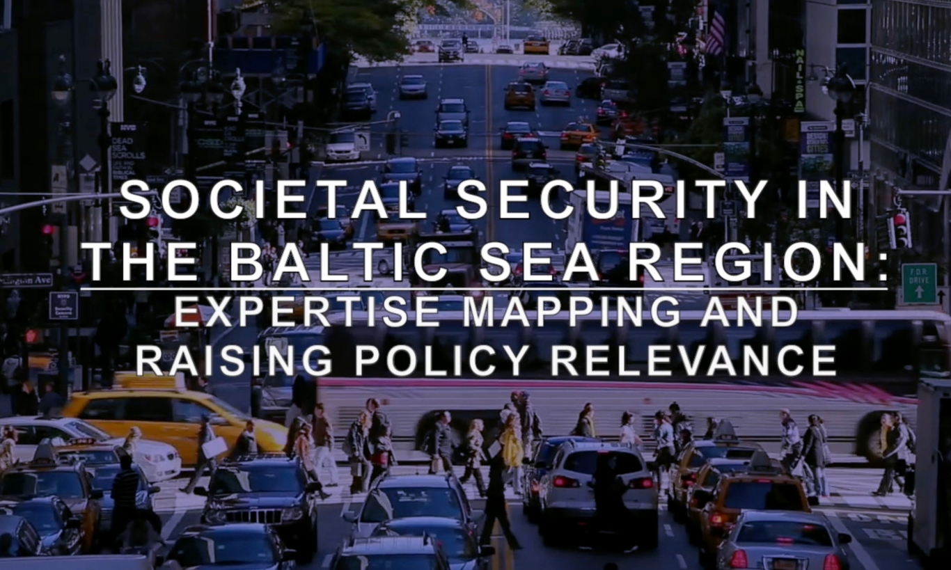Image for Debate on Societal Security in Helsinki