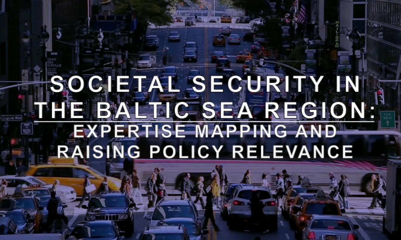Image for Debate on Societal Security in Helsinki