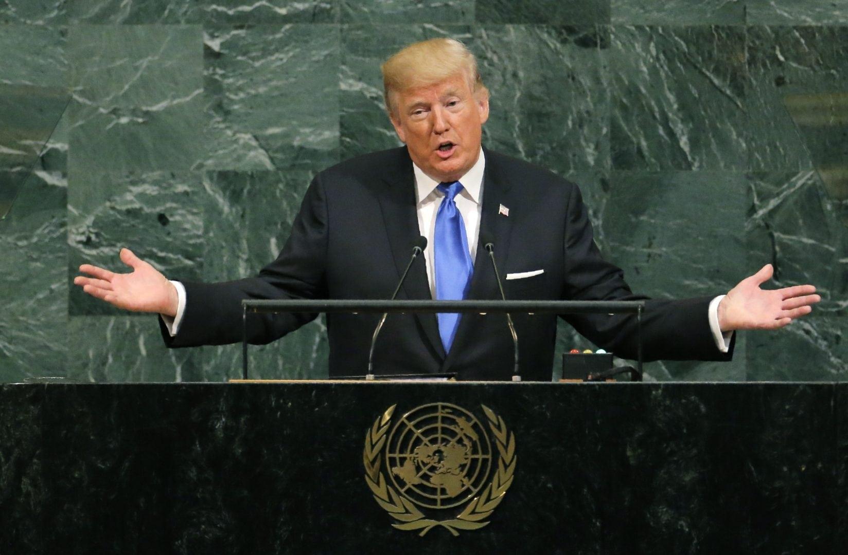 """Image for """"Põhimõttekindel realism""""  – kas president Trumpi välispoliitiline doktriin?"""