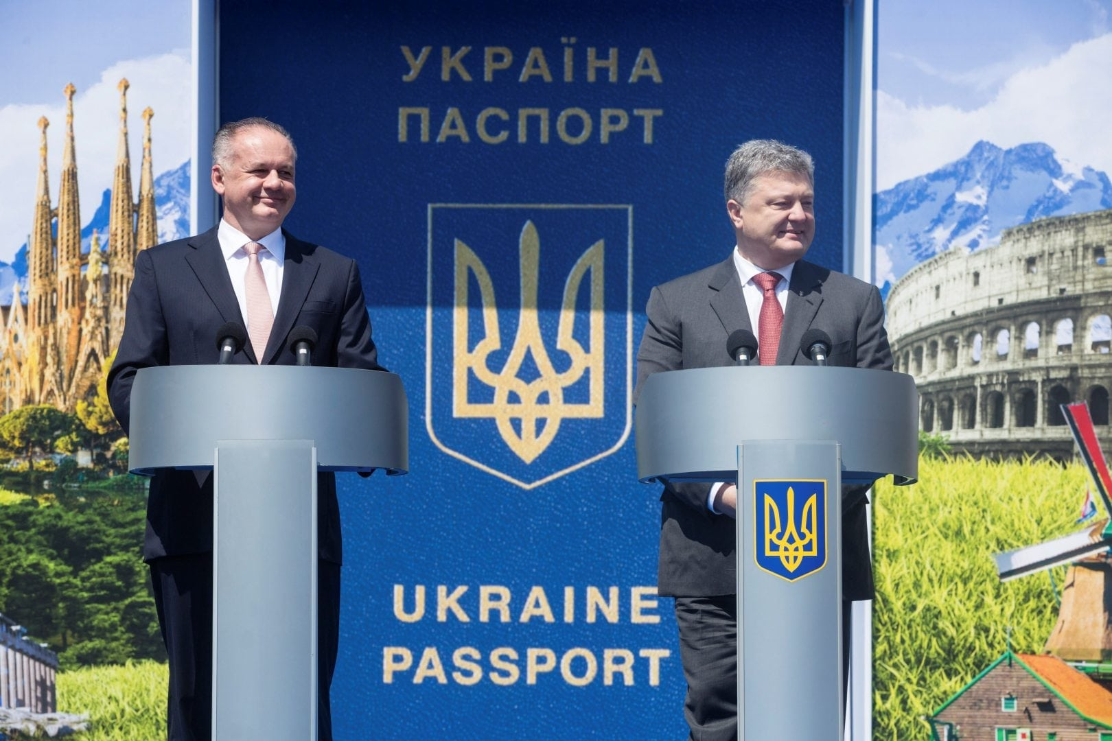 Image for Ukraine: Visa Free = Russia-Free?