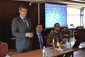 Image for Дискуссия о перспективе развития системы добровольческой территориальной обороны в Украине