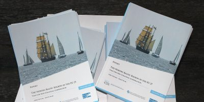 """Image for Report Launch """"The Nordic-Baltic Region in the EU 27"""""""