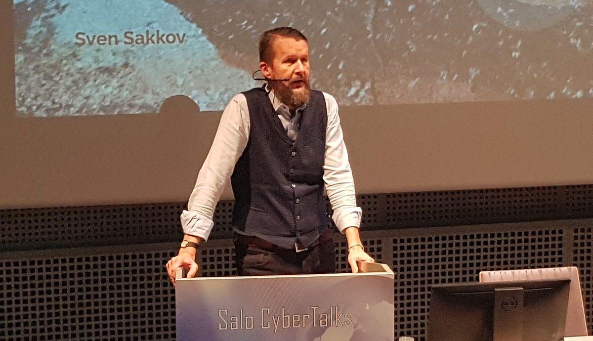 Image for Sven Sakkov Soome päevalehele Turun Sanomat: Venemaa juhtkonnale ei mõju näpuga näitamine