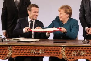 Image for The Aachen Treaty: The Beginning or the End of United Europe?