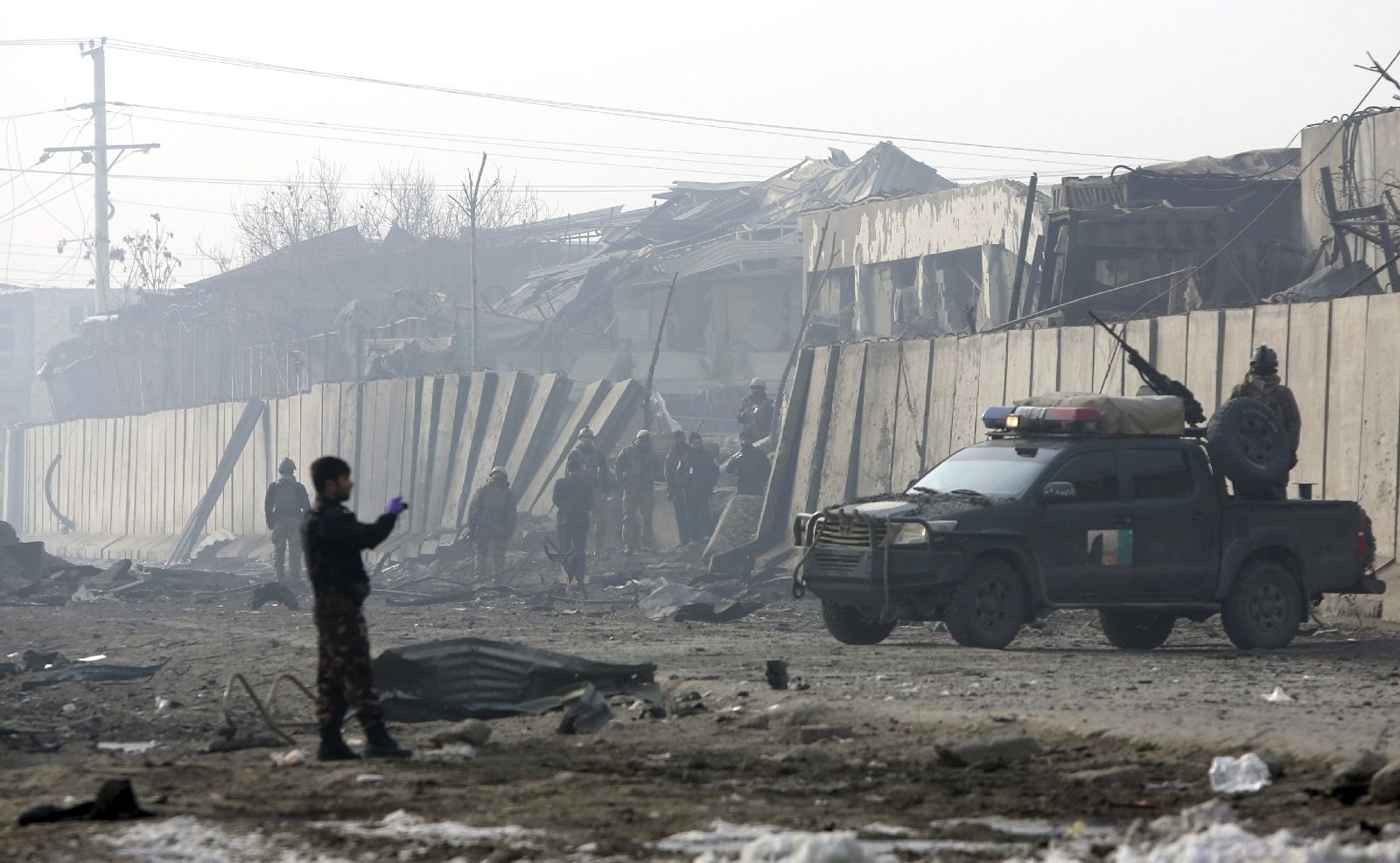 Image for The Deal With the Taliban Is a Surrender