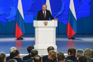 Image for A President Losing His Voice? Putin's Address to the Federal Assembly