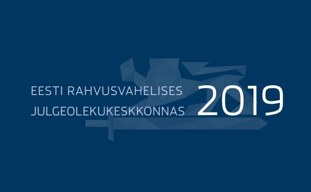 Image for Estonian Foreign Intelligence Service Yearbook 2019