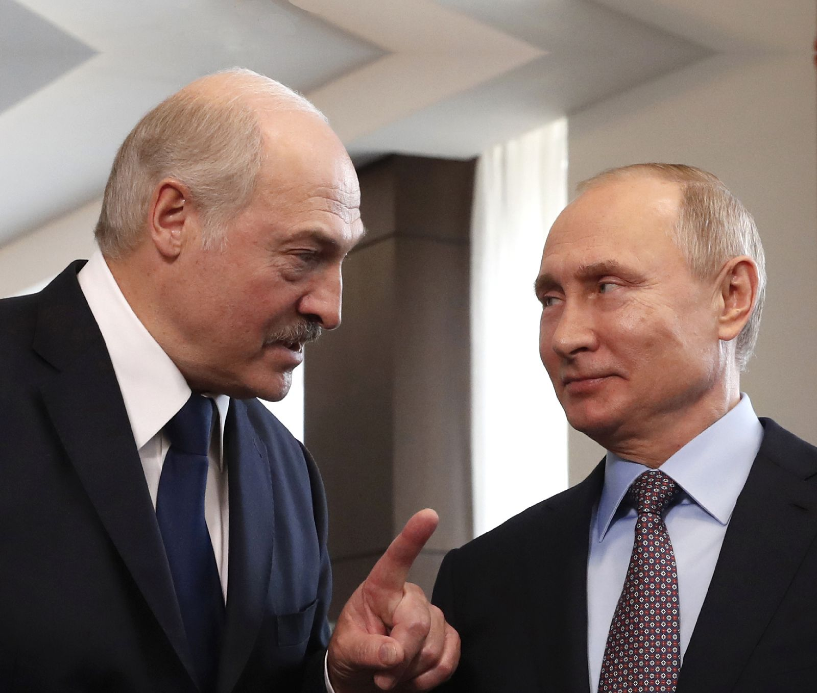 Image for Moscow's Minsk Gambit: Can Russia Swallow Belarus?