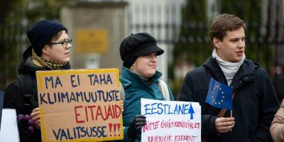 Image for Estonia's Risky Political Experiment