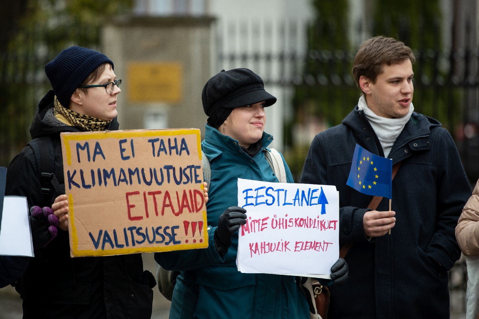 Image for Estonia's Risky Political Experiment