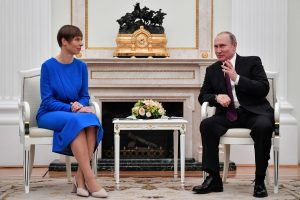 Image for Same, but Different: Estonian and Russian Presidents Held a Historic meeting