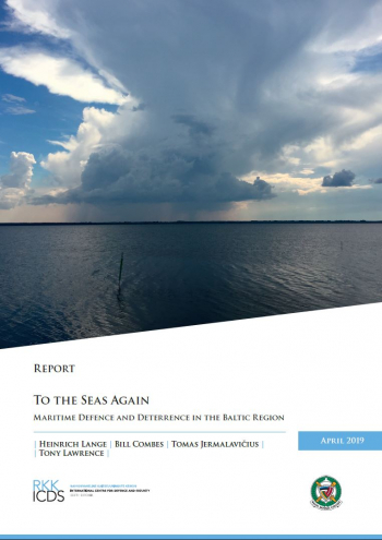 Image for To the Seas Again: Maritime Defence and Deterrence in the Baltic Region