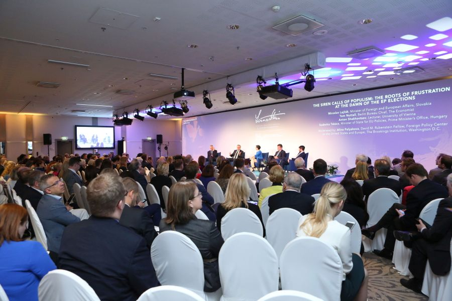 Lennart Meri Conference 2019: China Is Here to Stay – ICDS