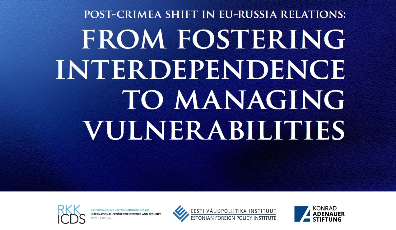 Image for Post-Crimea Shift in EU-Russia Relations: From Fostering Interdependence to Managing Vulnerabilities