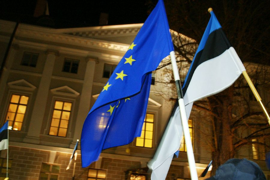 Image for 15th Anniversary of Estonia's EU Accession
