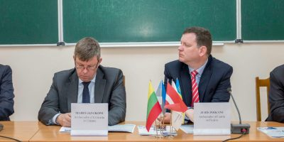 Image for ICDS провел в Сумах дискуссию о балтийском и украинском опыте укрепления национальной стойкости