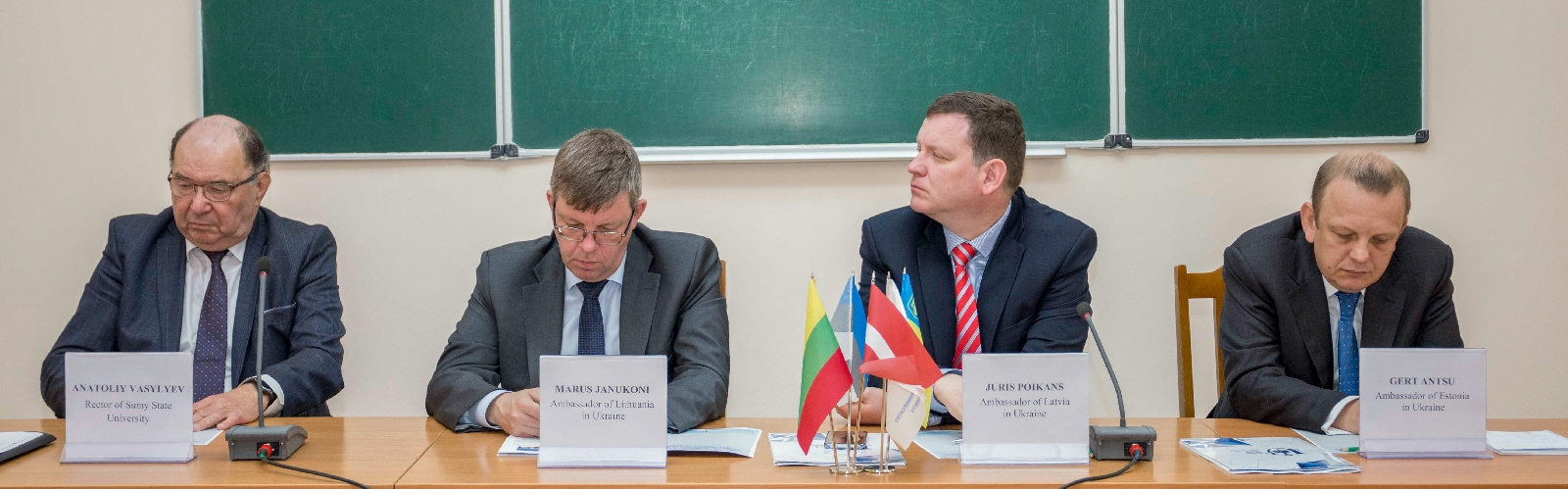 "Image for ICDS Organised in Sumy Public Discussion on ""Baltic and Ukrainian Experience in Strengthening National Resilience"""