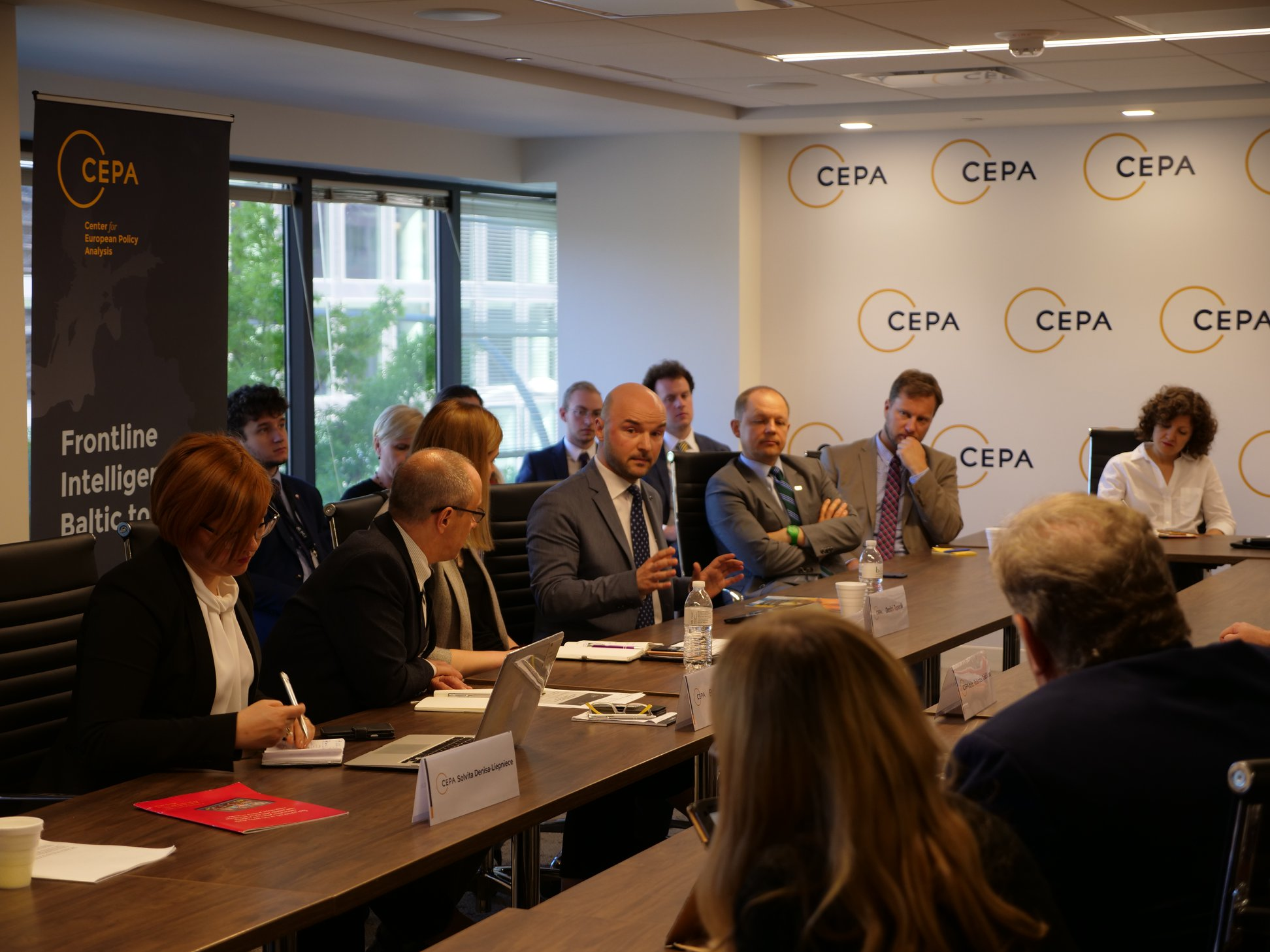 Image for Dmitri Teperik at CEPA in Washington: Attribution of Information Attacks Must be Followed by Actions