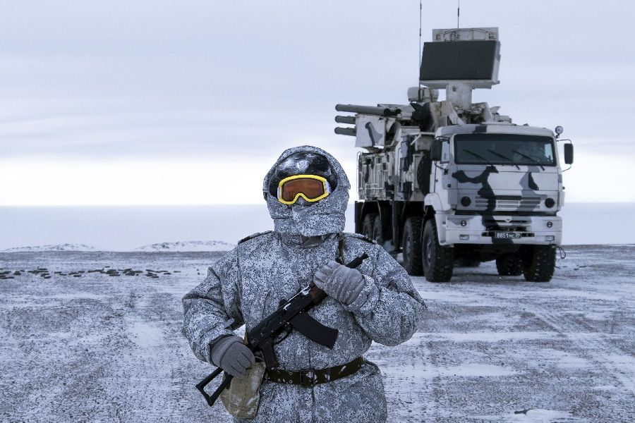 Image for Russia's Military Capabilities in the Arctic