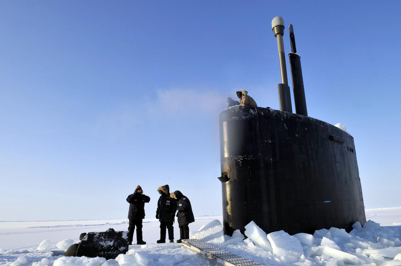 Image for Новая арктическая политика США