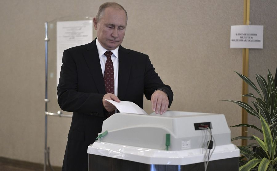 Image for Russia's Local Elections: A Change of Mood but Not of Power