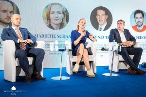 Image for Теперик на Аспен форуме в Киеве: информационно-развлекательная среда может быть использована злонамеренно