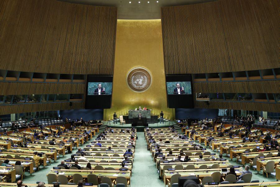 Image for ООН снова под угрозой кремлёвской пропаганды