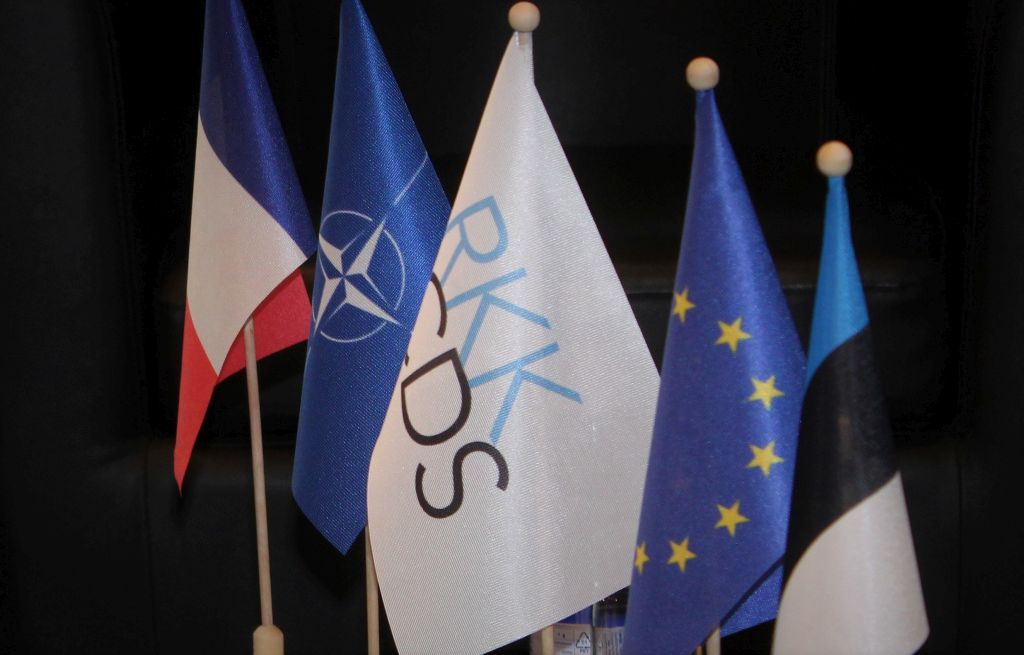 Image for How Europe Can Better Defend Itself: Estonian-French Defence Cooperation