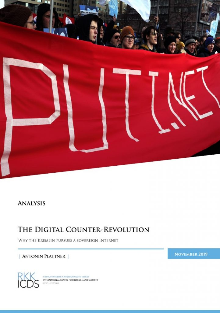 Image for The Digital Counter-Revolution: Why the Kremlin Pursues a Sovereign Internet?