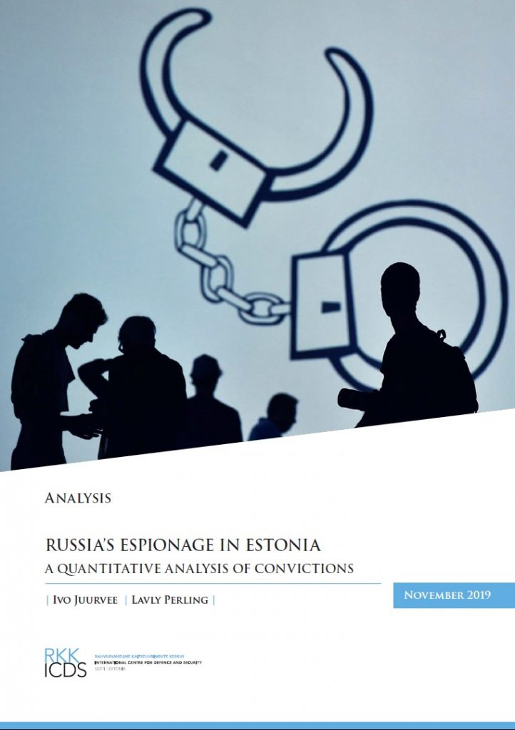 Image for Russia's Espionage in Estonia: A Quantitative Analysis of Convictions