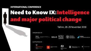 Image for Tallinnas kogunevad luure ja poliitiliste muutuste seoste uurijad