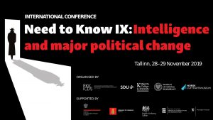 Image for Researchers Discuss the Links Between Intelligence Services and Political Change in Tallinn