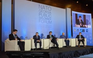 Image for Teperik at NATO Forum in Tbilisi: Resilience Is About Skills, Mindset and Attitudes