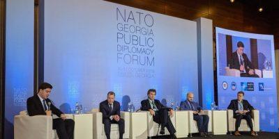 Image for Теперик на форуме НАТО: стойкость — это навыки, образ мышления и отношение