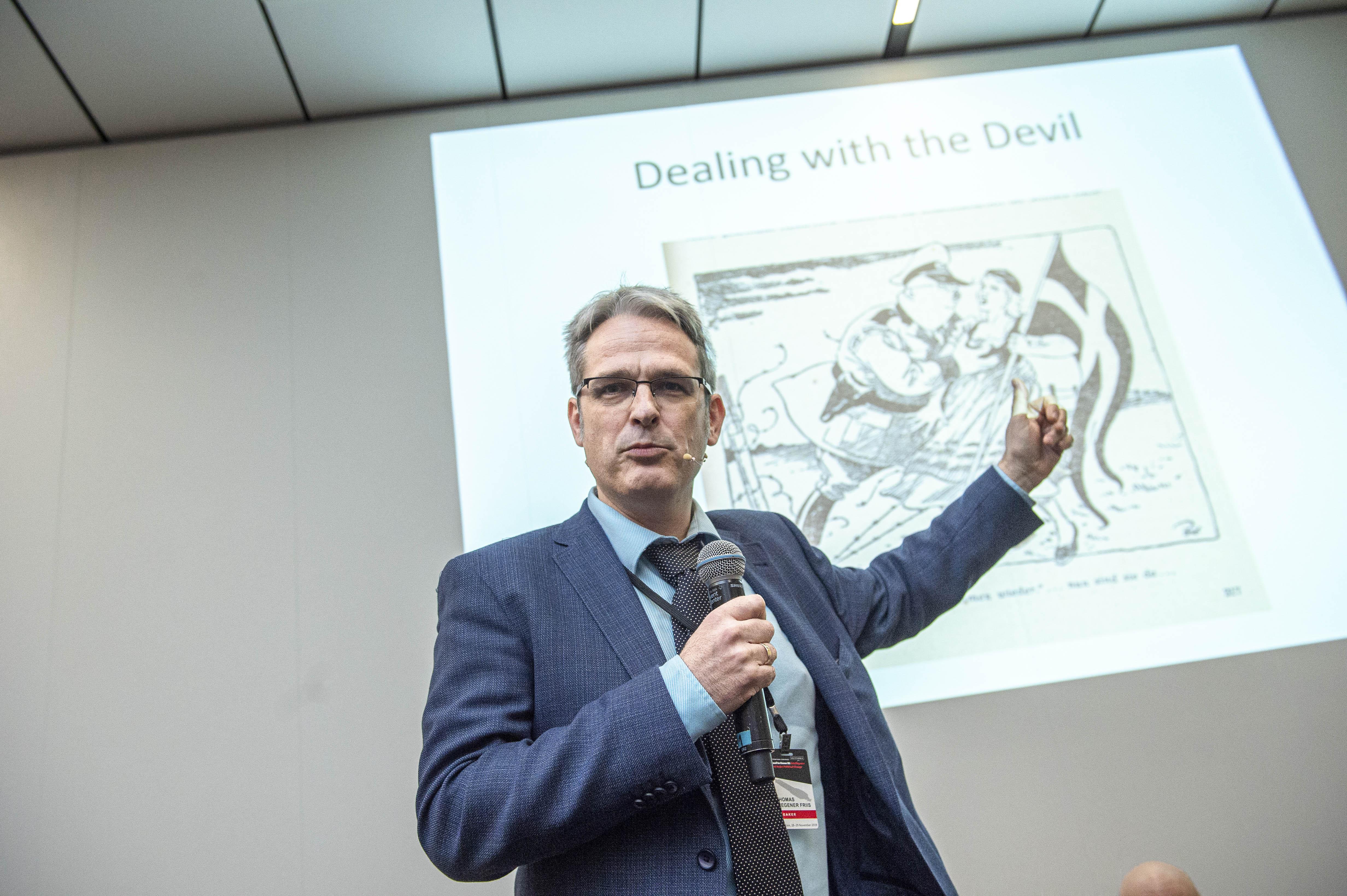 """Image for Luureajaloo konverents """"Need to Know IX"""" pakkus üllatavaid paralleele ja õppetunde tänapäevase hübriidsõjaga"""