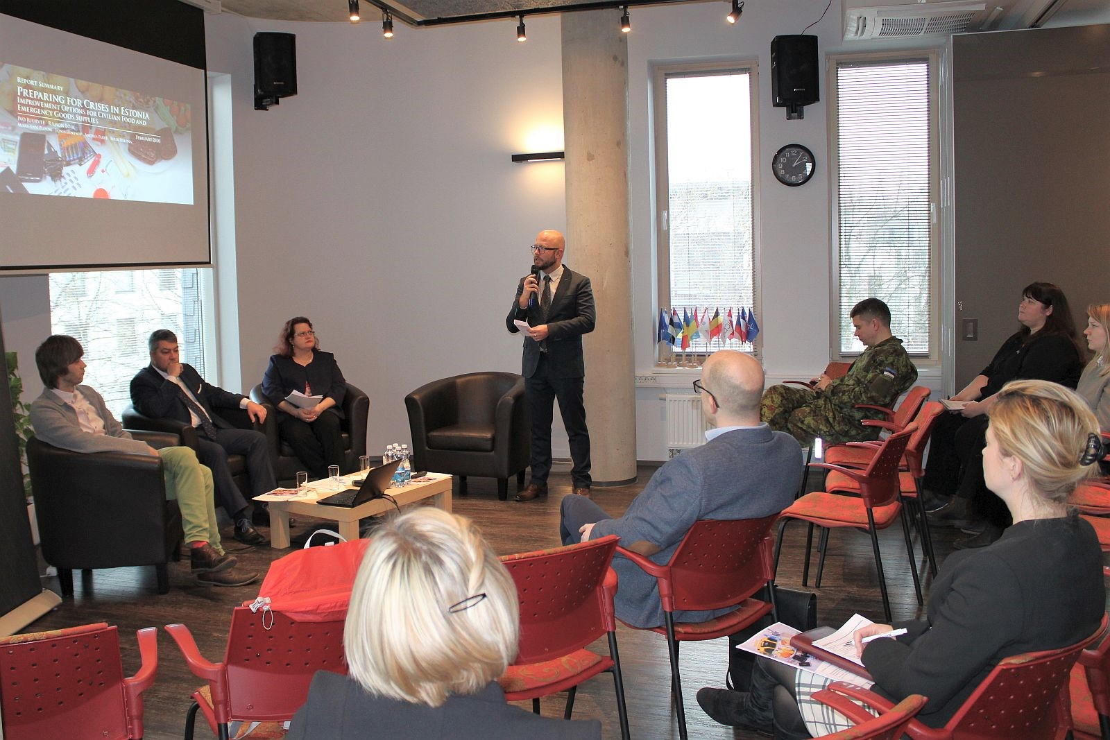 Image for Emergency Supplies in Estonia: Cooperation with Private Sector Is of Key Importance