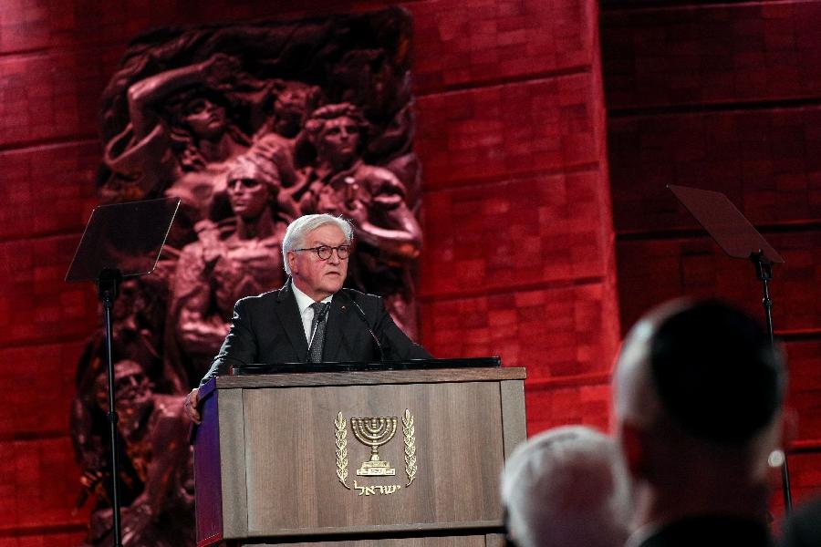 Image for Speech by Frank-Walter Steinmeier, German President, in Jerusalem