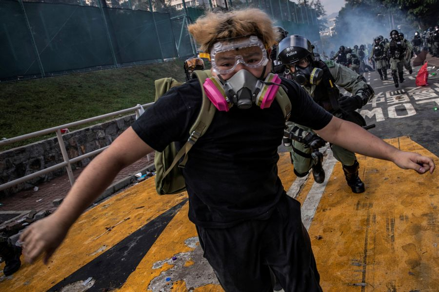 Image for Globaalne protestide laine ja Euroopa: Katalooniast Liibanonini ja HongKongini. Protestid, mis kõigutasid status quo'd ümber maailma