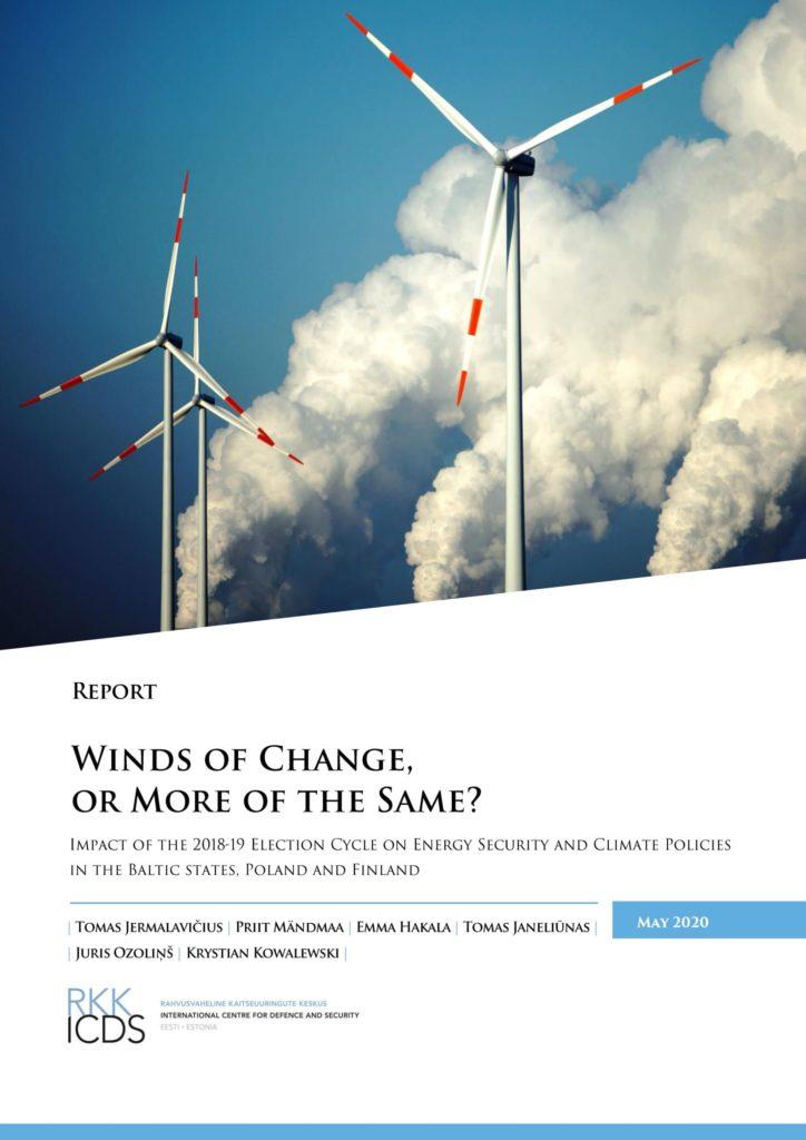 Image for Muutuste tuuled või paigalseis?