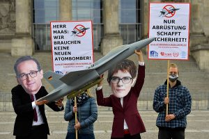 Image for US Nuclear Weapons in Germany Preserve Peace in Europe