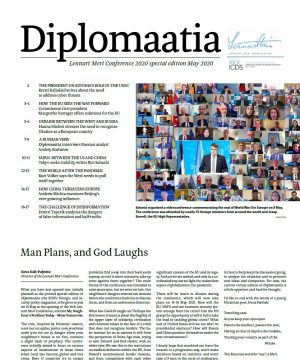 Image for Lennart Meri Conference special edition • May 2020