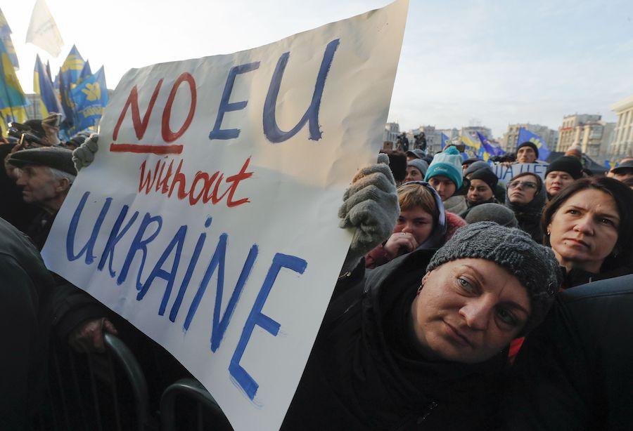 Image for In Between vs Belonging, or Why Ukraine Matters