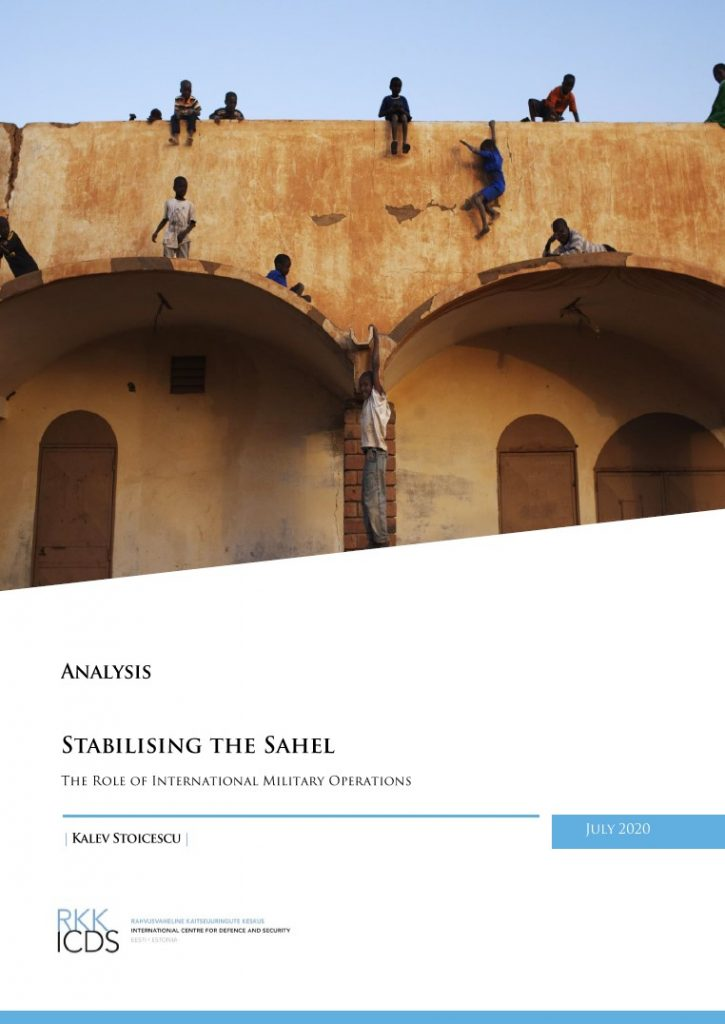 Image for Stabilising the Sahel. The Role of International Military Operations
