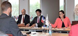 Image for Prantsusmaa Euroopa asjade riigiminister külastas RKK-d
