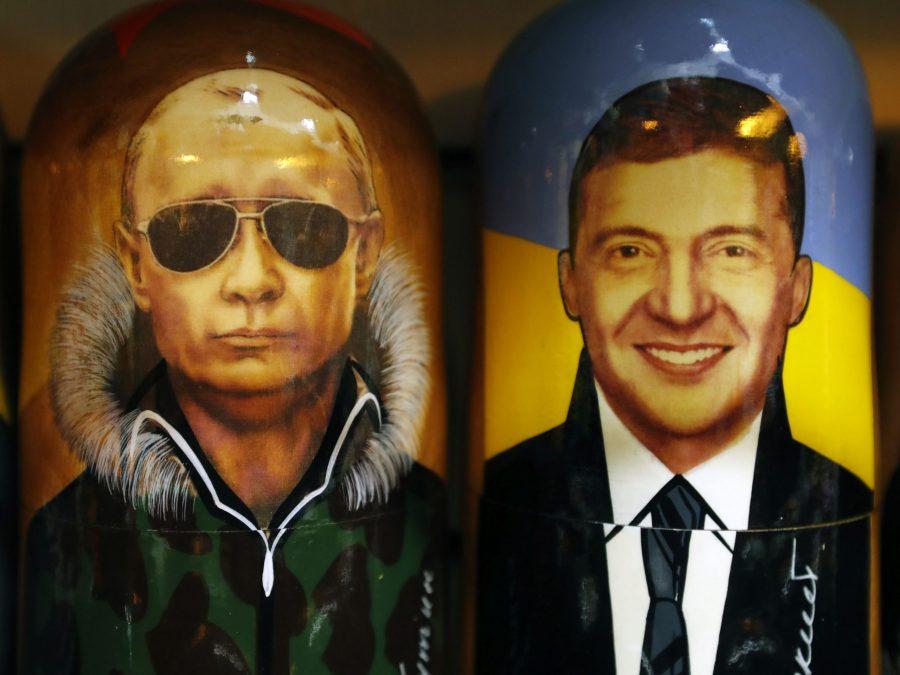 Image for Nothing New Under the Sun? Continuity and Change in Russian Policy Towards Ukraine