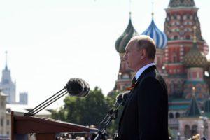 Image for II maailmasõja tõlgendused à la Kreml: Baltimaad kui vene ajaloo narratiivide sihtmärk